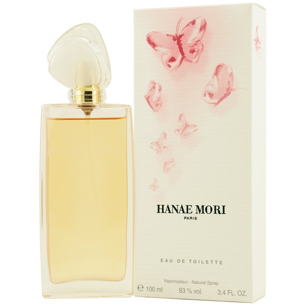 Amazon.com: Hanae Mori by Hanae Mori for Women - 3.4 Ounce EDT ...