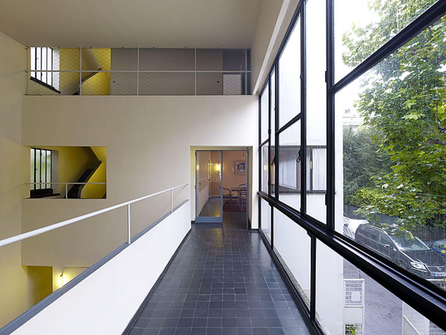 Maison La Roche Corbusier Paris le corbusier, cemal emden · maisons la roche-jeanneret