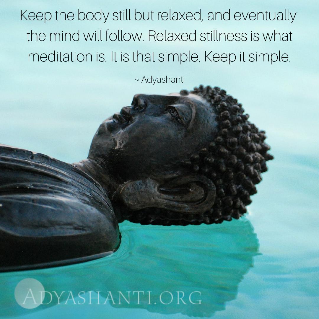 47+ What is stillness meditation ideas in 2021