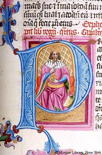 Bible  Ms M 833 Fol  118r