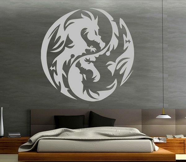 Feng Shui Schlafzimmer Design Ideen für das perfekte