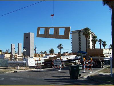 Lofts at McKinley, Phoenix AZ   Architect: Gorman & Company