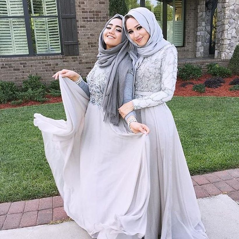 Image result for eid pretty dress hijab