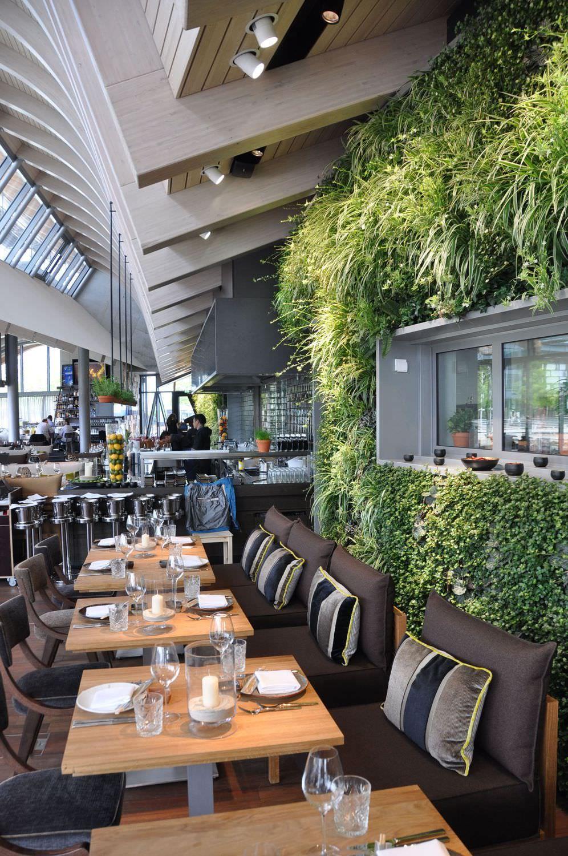 Indoor green wall Vertiss Plus Vertiss Green wall