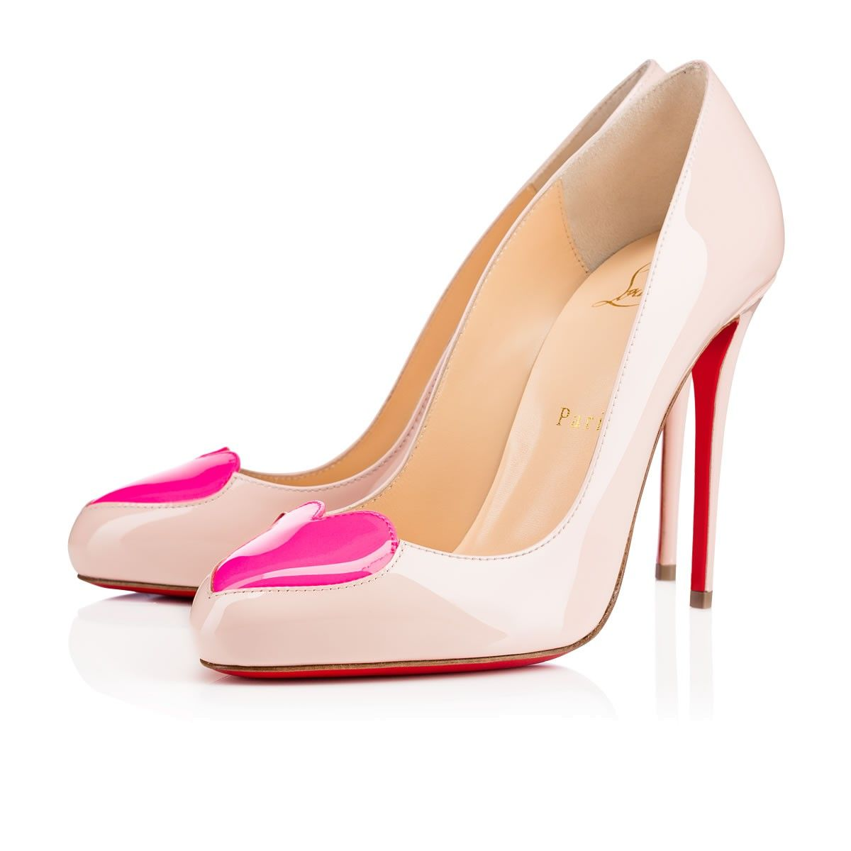 82a96efb2fb CHRISTIAN LOUBOUTIN Doracora 100Mm Ballerina Patent Leather.   christianlouboutin  shoes