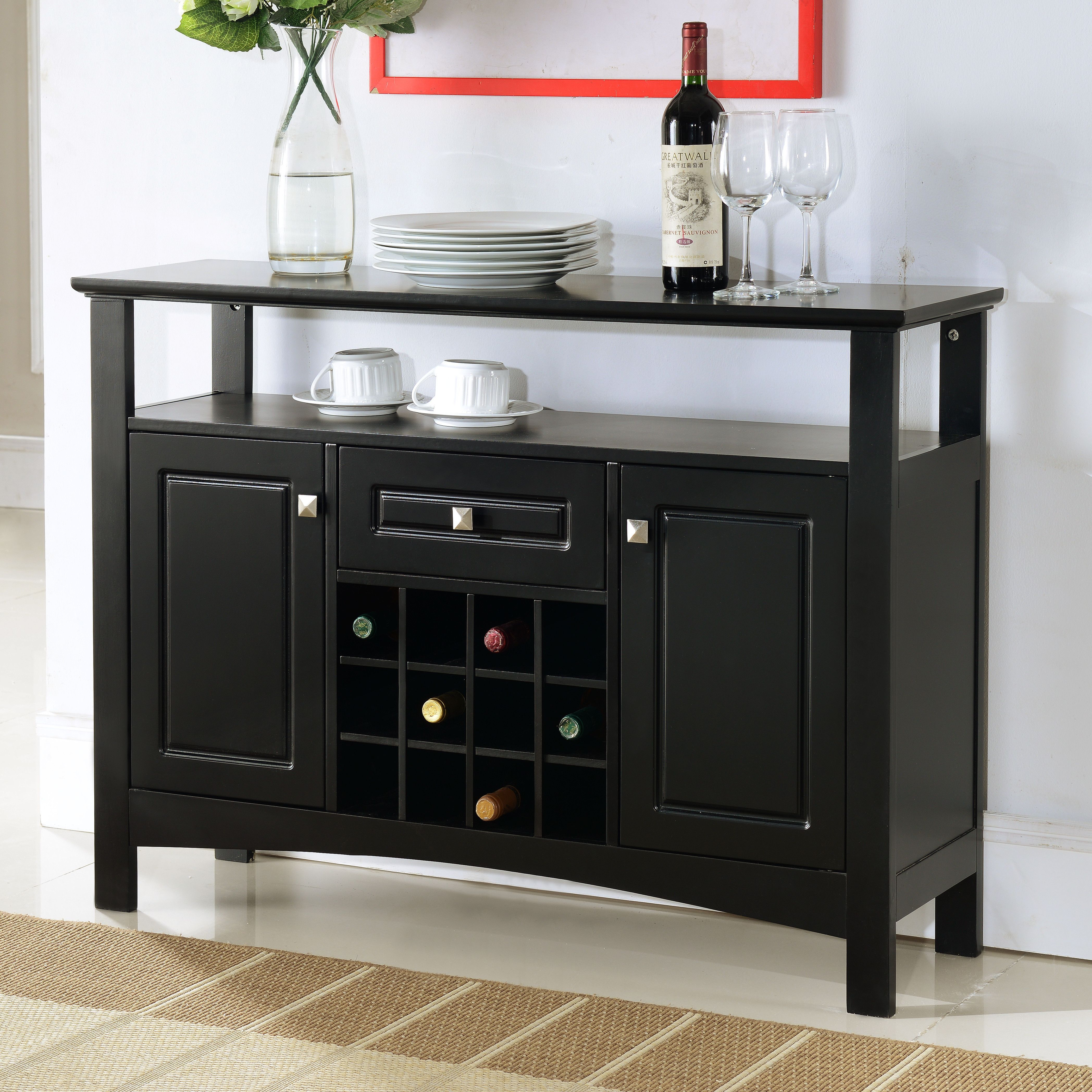 Casual Dining Room Buffet Decorating Ideas: 20 Best Buffet And Sideboards For Dining Rooms