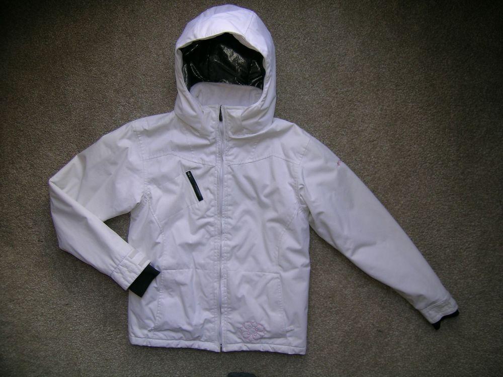 9a54fedf360d ebay link) Columbia Girls Ski snowboard Coat Jacket Omni-Heat size ...
