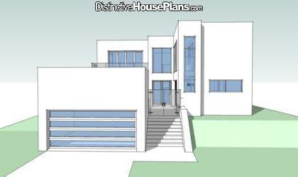 Unique Modern Design House Plan 136066 Barbados Mini Opritten