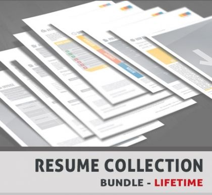 LINKEDIN Resume Template - Trendy Resumes Jobs Standard Pinterest - linked in on resume