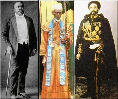 Prophet Marcus Garvey, Priest Emmanuel Charles and King