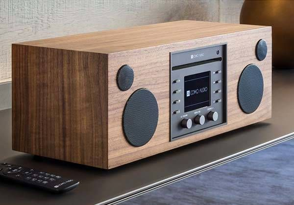 Como Audio Musica Wireless Music System with Internet Radio, CD Player and More #musicsystem