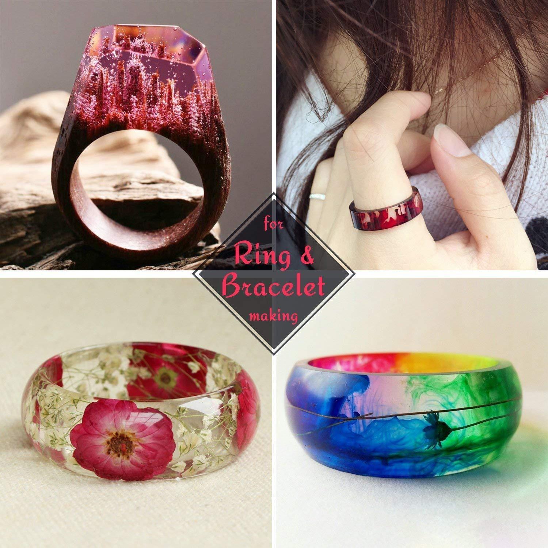 Hard Type Uv Diy Crystal Clear Glue Marketsmusic In 2020 Diy Crystals Resin Diy Diy Resin Crystals