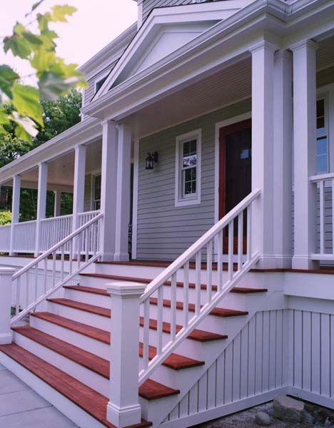 award winning exterior facade craftsman style homes pinterest facades porch and decking