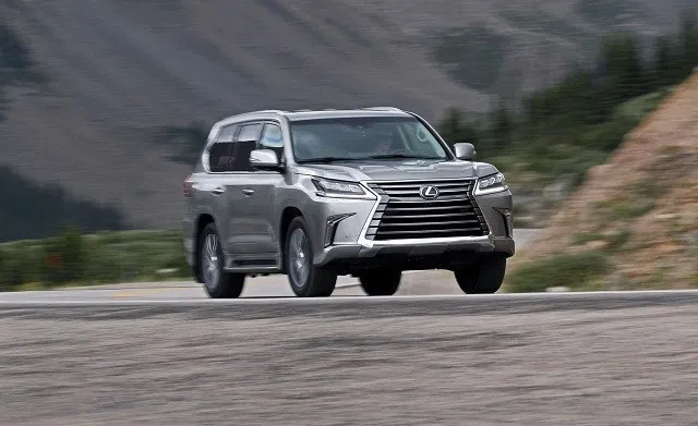 2021 Lexus Lx 570 Changes Redesign Release Date 2020 2021 Suvs And Trucks Lexus Toyota Land Cruiser Suv