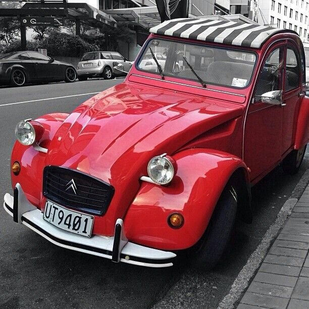 2CV by @kegsy01 - taken by @citroen_arg - via http://instagramm.in