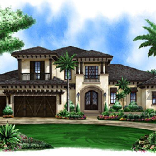 Best Mustique Beach Coastal House Plan Lotplans Com 640 x 480