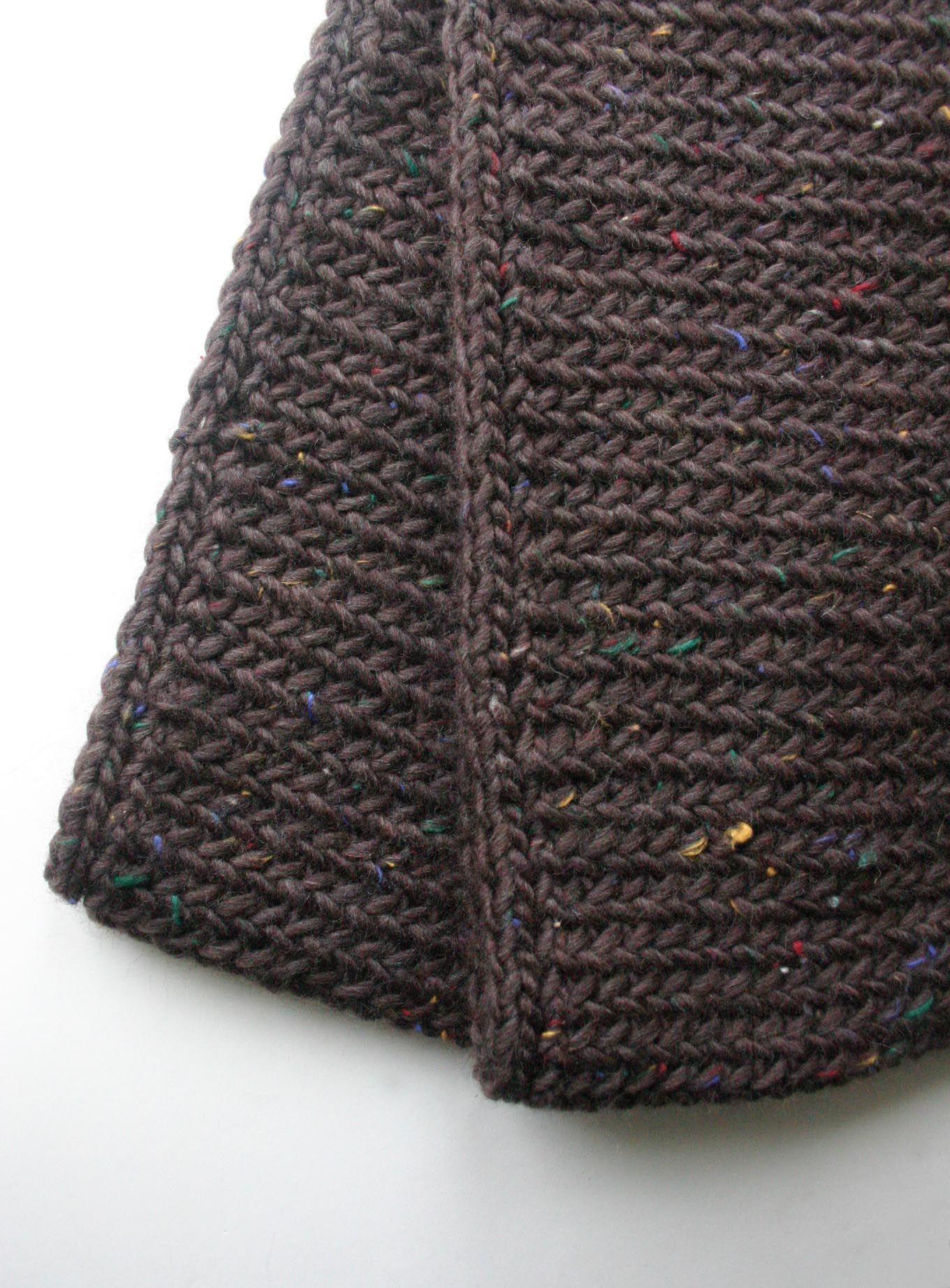 Mini Herringbone 4   Knitting patterns free scarf