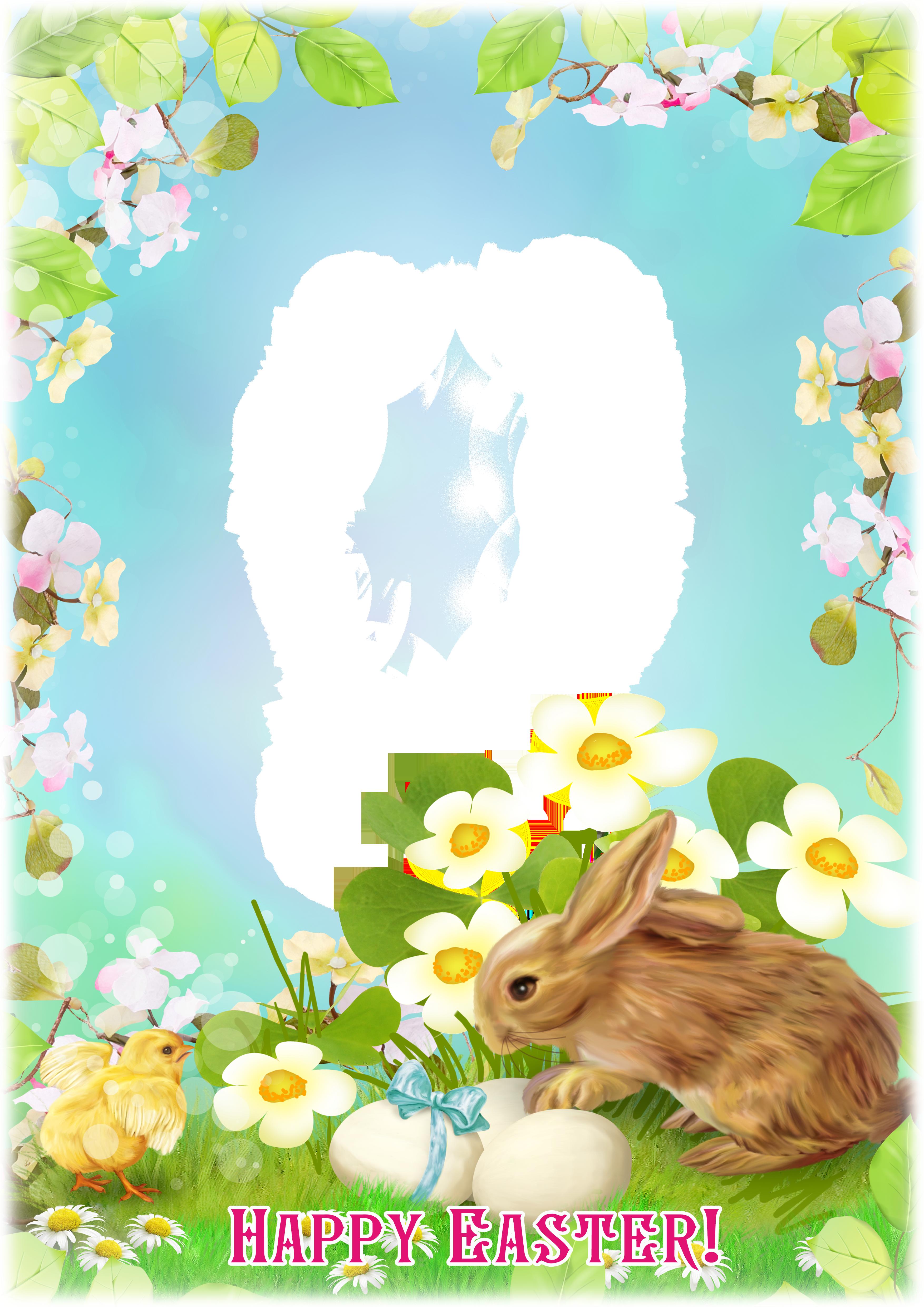Easter Frame 8.5 x 11.   EASTER   Pinterest   Easter and Frame