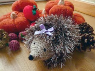 Download Heidi The Hedgehog Amigurumi Pattern (FREE)