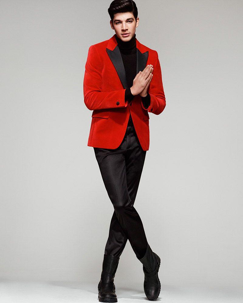 Menswear  Trends VERSACE Spring Summer 2015 Primavera Verano  Tendencias   Moda Hombre 724271ab37d