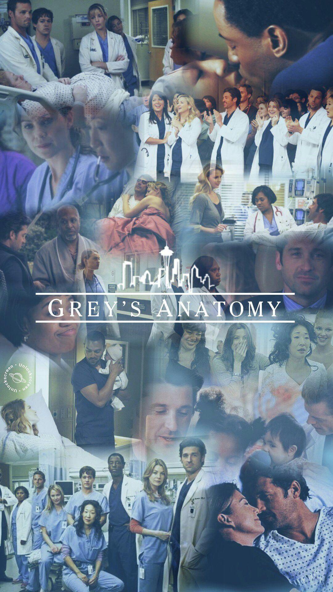 Wallpaper Grey\'s Anatomy | Fondos! | Pinterest | Anatomía de grey ...