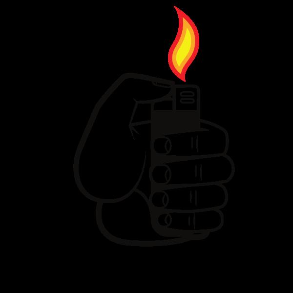 Lighter Flame Free Clip Art Clip Art Lighter