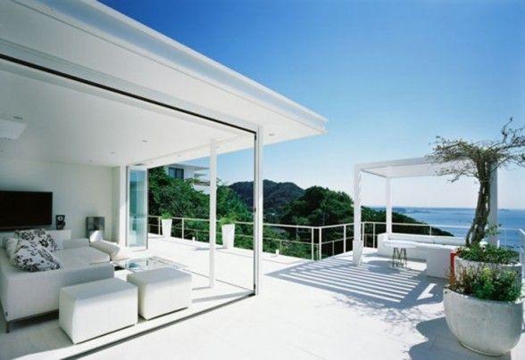 Beach House Sofa | Modern Beach House Interior Ideas And Lux White Sofa |  Best .