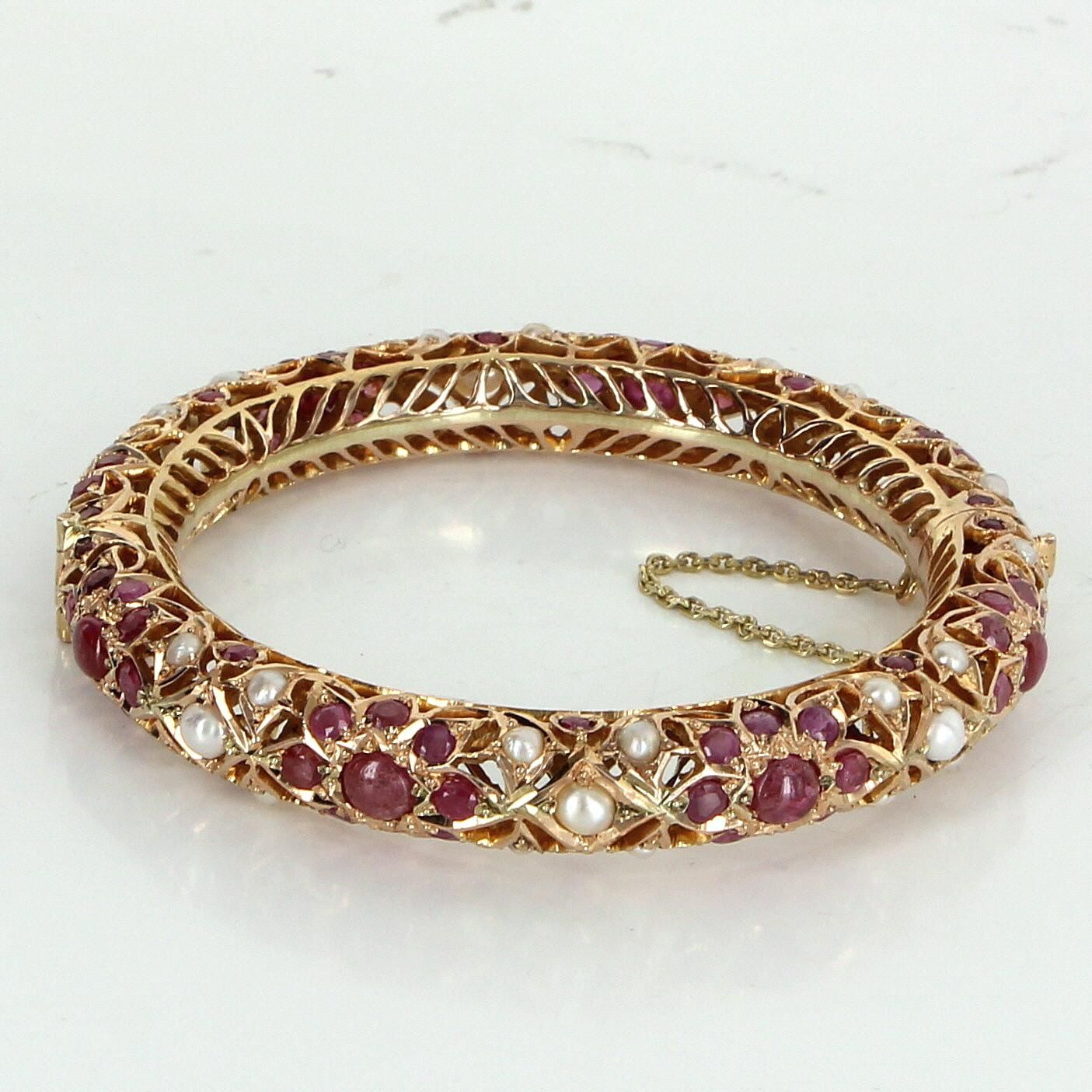 gold plated sterling split flat hammerd bangles rough uniq products cut karat jewelry bangle silver bracelets bracelet amethyst