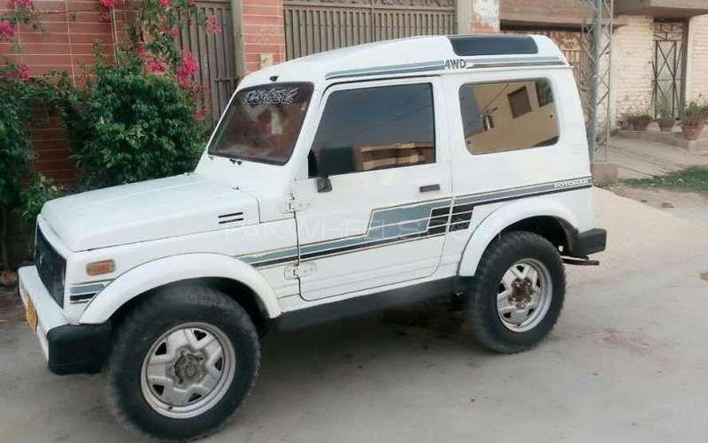 Suzuki Potohar Jeep Compare Cars Suzuki Jeep