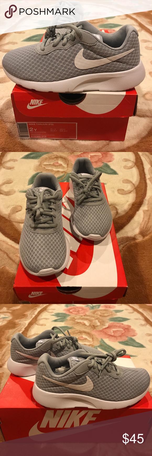 Brand new Girls Nike shoes NWT