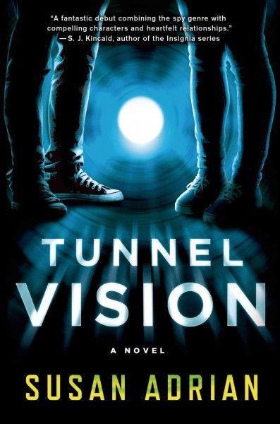 Tunnel Vision by Susan Adrian (Grades 7 & up). When Jake Lukin, 18, reveals his psychic ability, he's forced to become a government asset in order to keep his mother and sister safe, but Rachel, the girl he likes, tries to help him live his own life instead of tunneling through others.