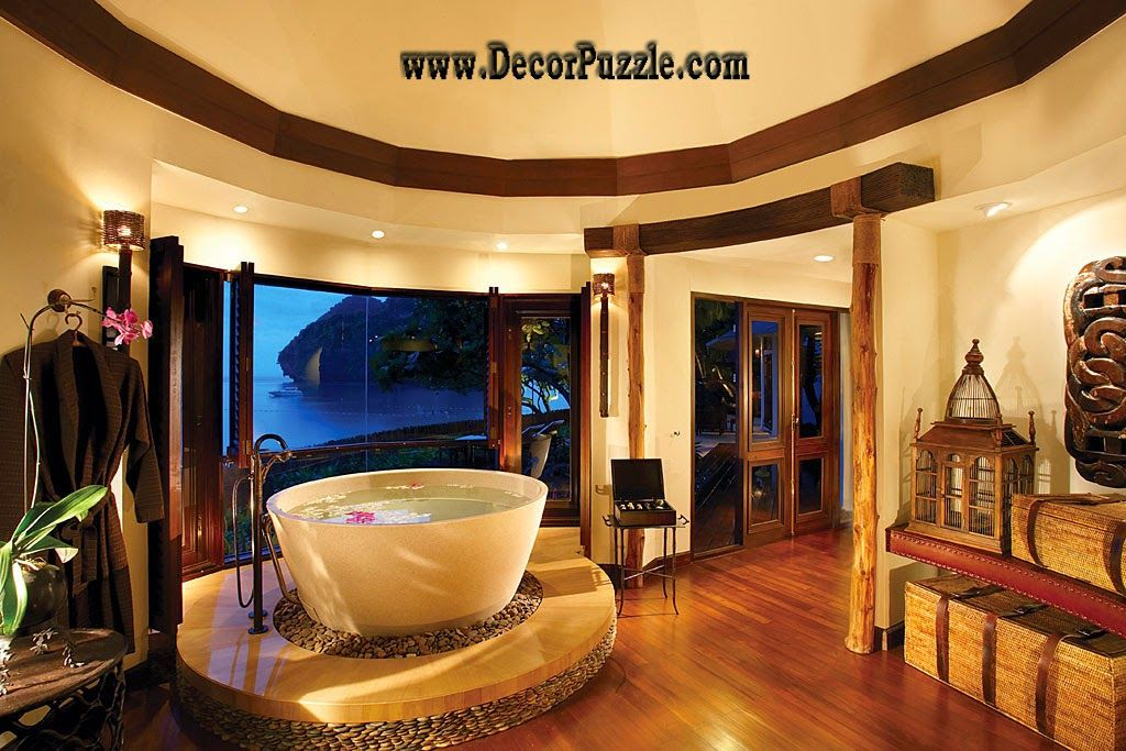 luxury bathtubs for modern bathroom, round bathtub designs 2017 ...