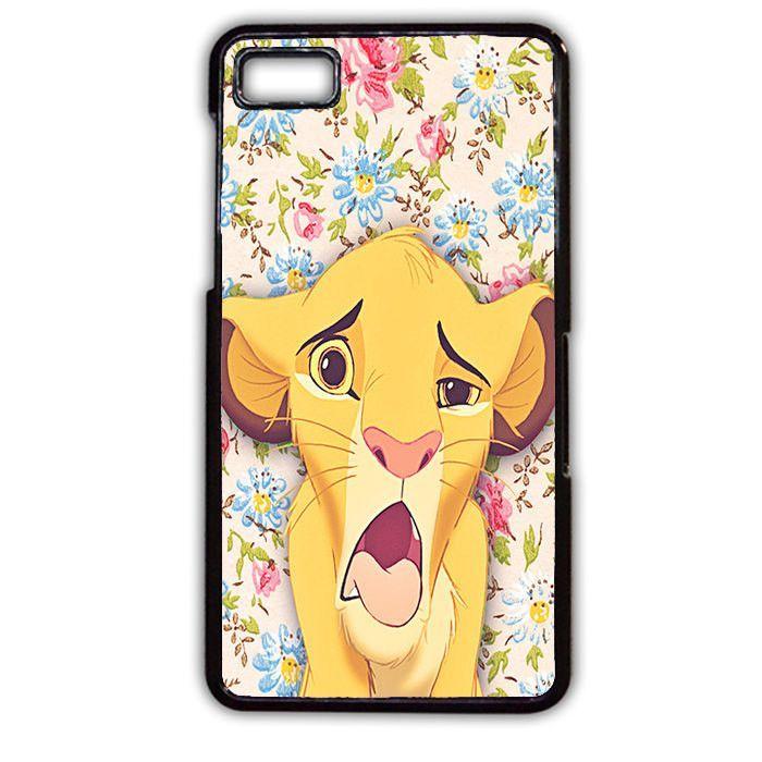 Zimba The Lion King Phonecase Cover Case For Blackberry Q10 Blackberry Z10