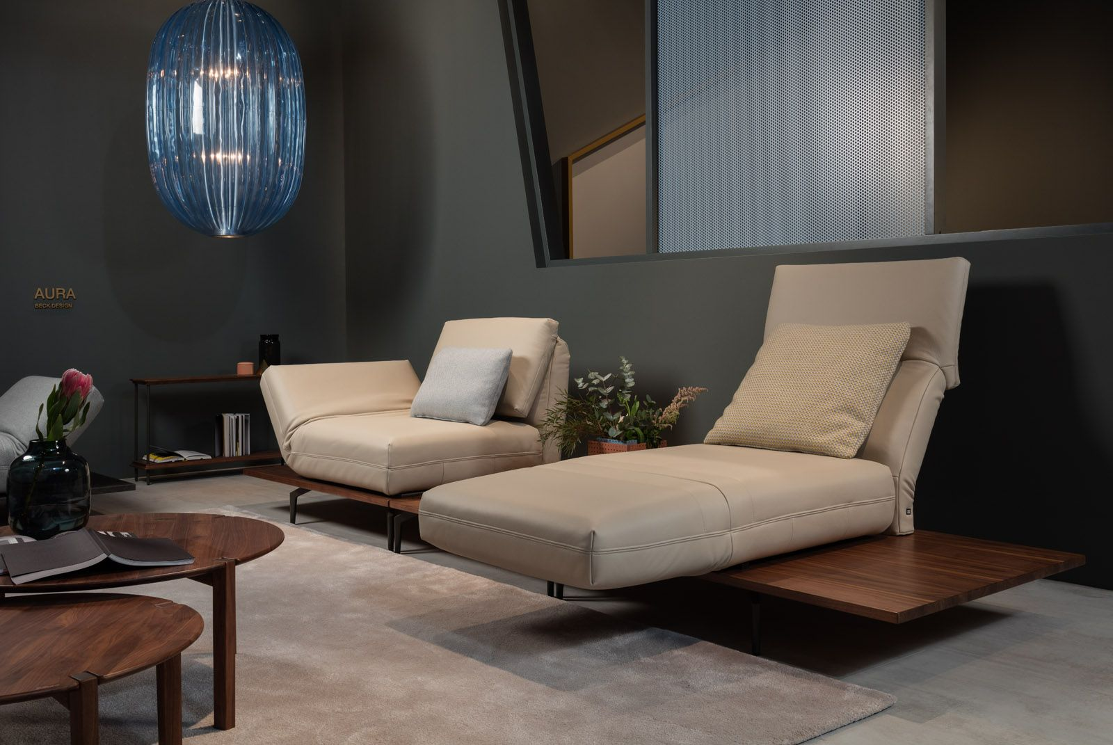 Rolf Benz Aura Authentic Elegance For The Living Room Rolfbenz