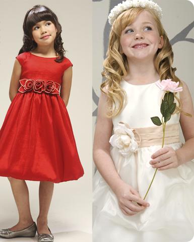 Fotos de vestidos elegantes para ni a para m s - Fotos de comedores elegantes ...