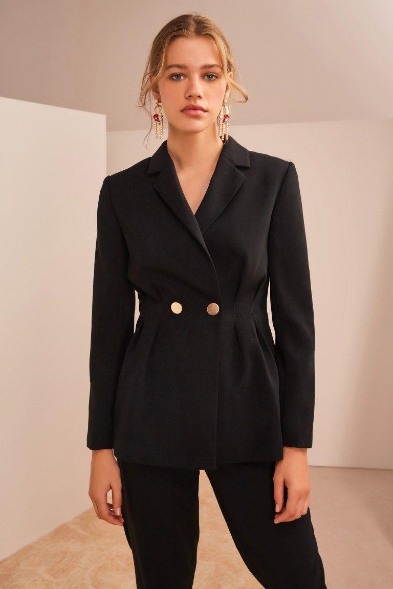 1810 Ks Gone Again Blazer Black Gone Again Pant Black Nh 2727 Woman Suit Fashion Suits For Women Fashion [ 1152 x 768 Pixel ]
