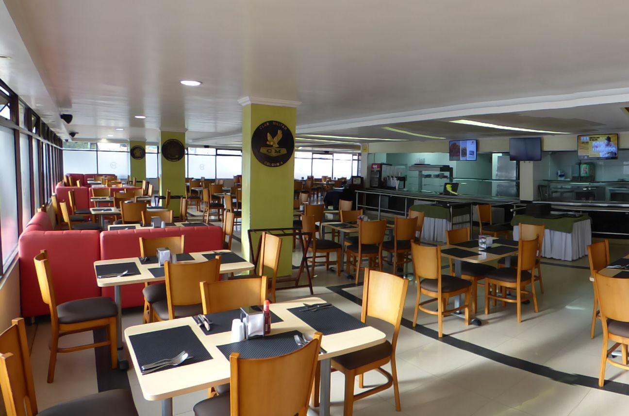 Cafetería de Socios