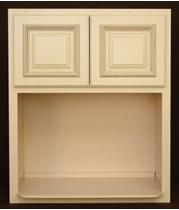 Microwave oven cabinet RTA Kitchen Wall Cabinet | Kitchen Ideas ...