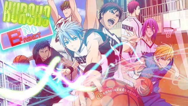 Kuroko no Basket anime Anime by EDA No basket, Kuroko