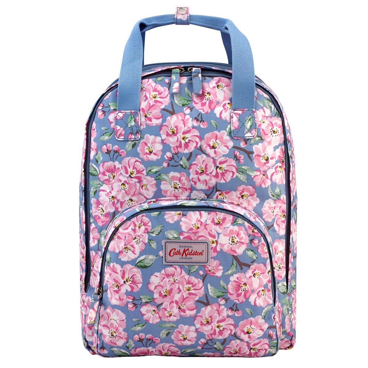 blossom bunch multi pocket backpack backpacks. Black Bedroom Furniture Sets. Home Design Ideas