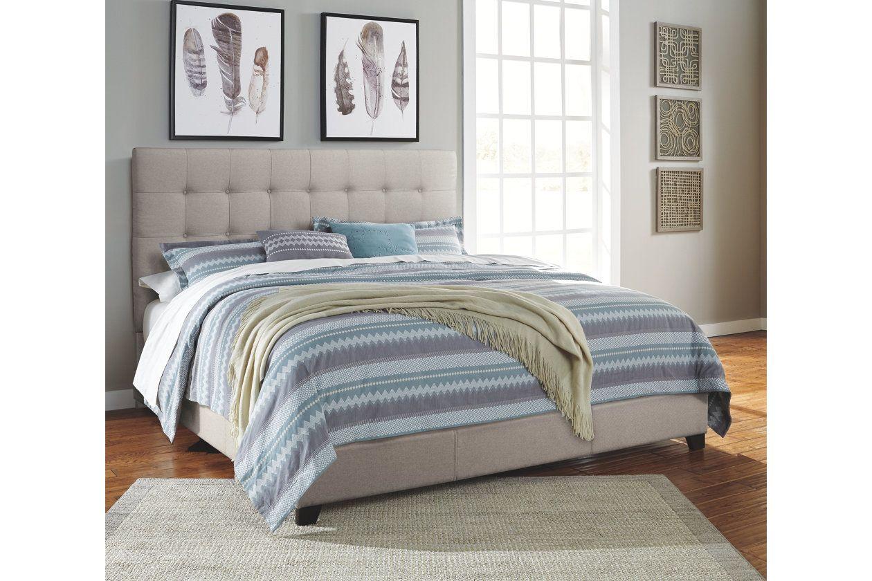 Dolante Queen Upholstered Bed Upholstered beds, King