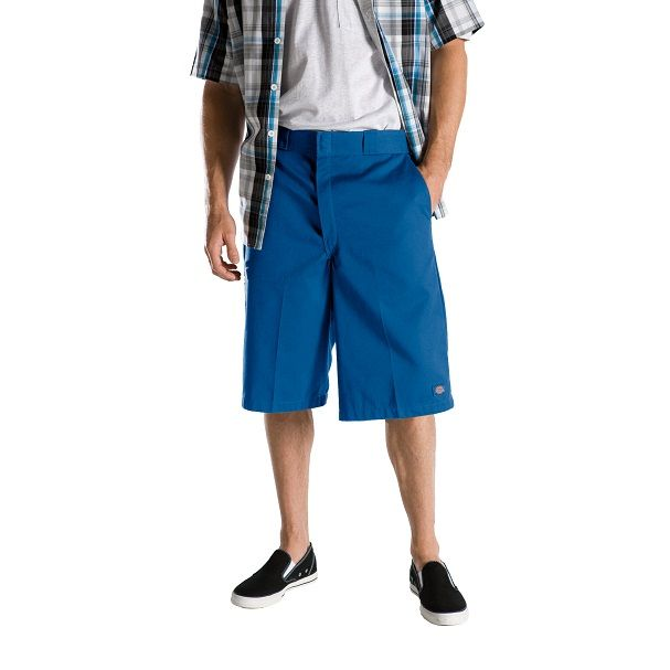 dickies 42283rb 13 multi use pocket work short royal on cheap insulated coveralls for men id=76950