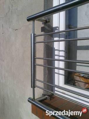 Barierka Balustrada Balkon Francuski Portfenetr Poznań