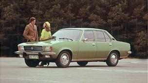 Opel - 1971 - Opel Rekord D Luxus, 1972–1977.