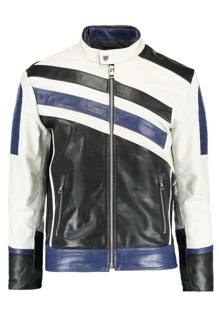 Pin By Silvio On Http Www Bonanza Com Booths Leather Jacket Leather Jacket Men Custom Leather Jackets [ 1100 x 762 Pixel ]