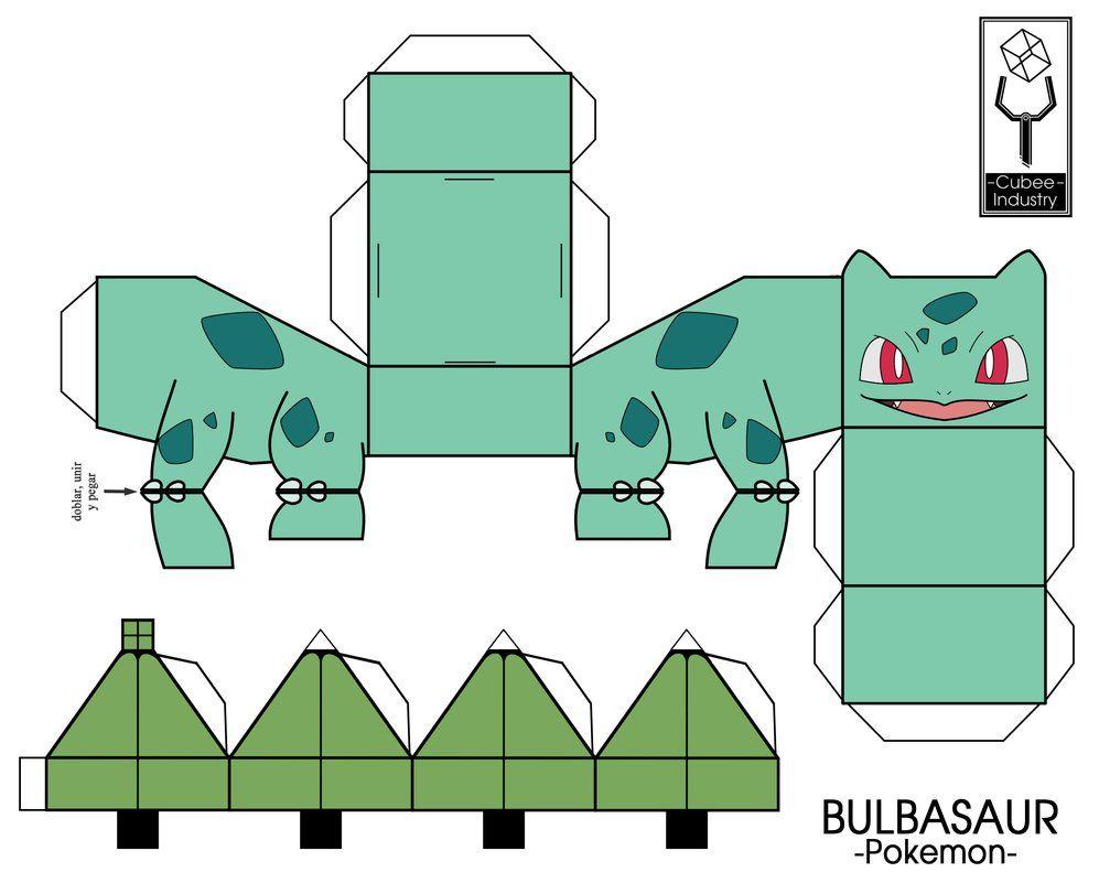 pokemon papercraft pokeball - Google Search | Basteln | Pinterest ...
