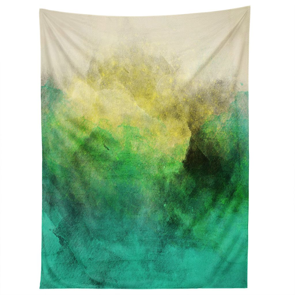 Allyson Johnson Peacock Ombre Tapestry | DENY Designs Home Accessories
