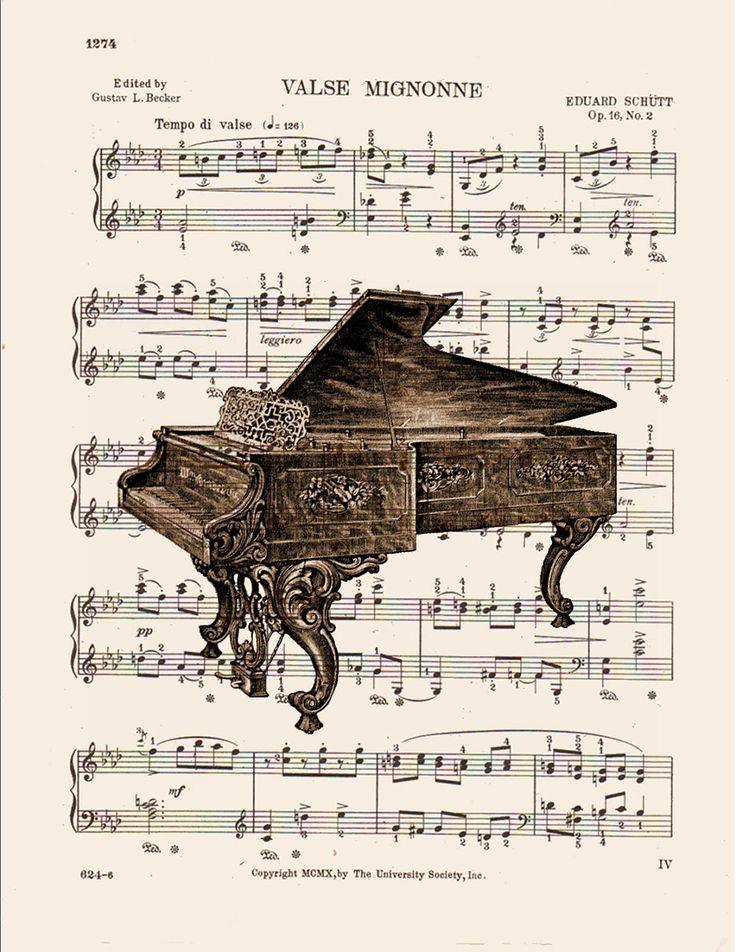 Composici n con piano im genes y composiciones de - Composiciones de fotos ...
