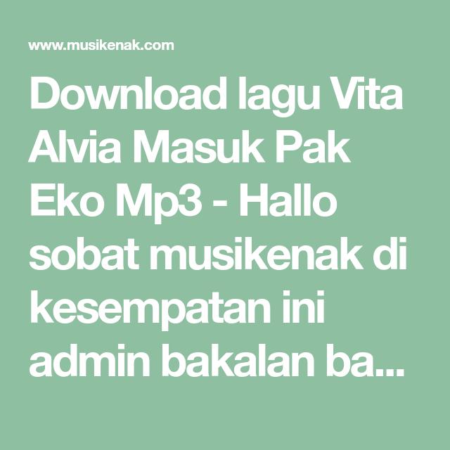 download koleksi lagu vita alvia terbaru 2017