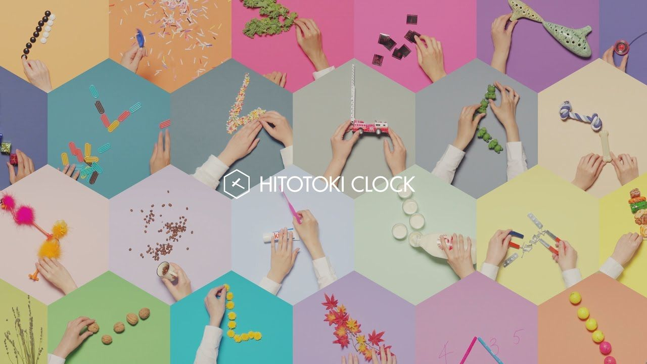 HITOTOKI CLOCK(ダイジェスト版)